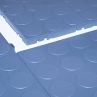 CoinDeck probeerpakket met 2 tegels incl. afwerkrand en hoekstuk