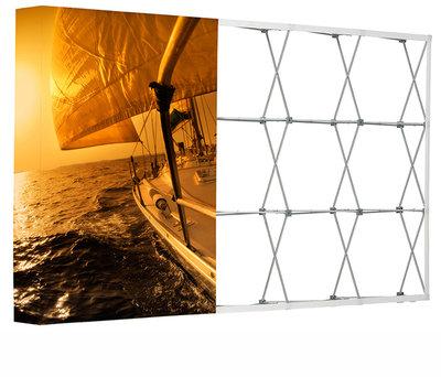 Softscreen 5x3 beurswand (B)