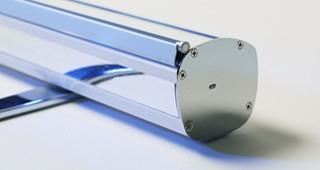 Koppelbare RollUp banner Mediascreen XL (B)